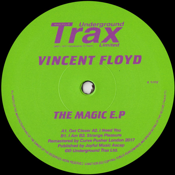 vincent-floyd-the-magic-ep-underground-trax-cover
