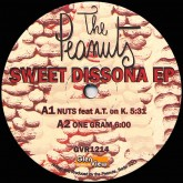 the-peanuts-sweet-dissona-ep-glen-view-cover