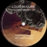 louis-mcguire-falling-upright-ep-lessizmore-cover