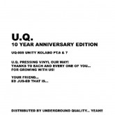 dj-koze-various-artists-unity-kolabo-part-6-7-underground-quality-cover