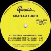 chateau-flight-discobole-pepe-bradock-rem-versatile-cover