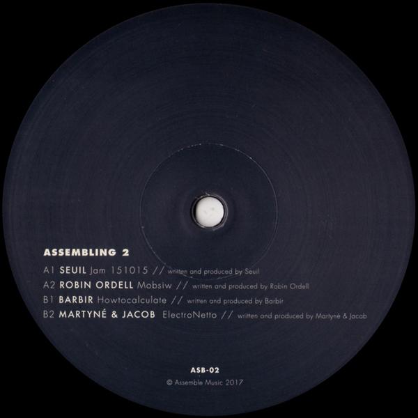 seuil-robin-ordell-barbir-assembling-2-assemble-music-cover