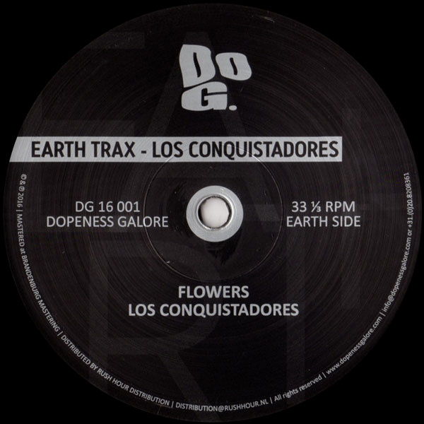 earth-trax-los-conquistadores-dopeness-galore-cover
