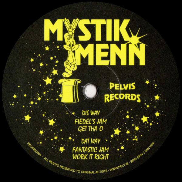 mystik-menn-fiedels-jam-fantastic-pelvis-records-cover