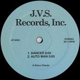 gino-soccio-newcleus-pleasur-dancer-automan-take-a-chance-jvs-records-cover