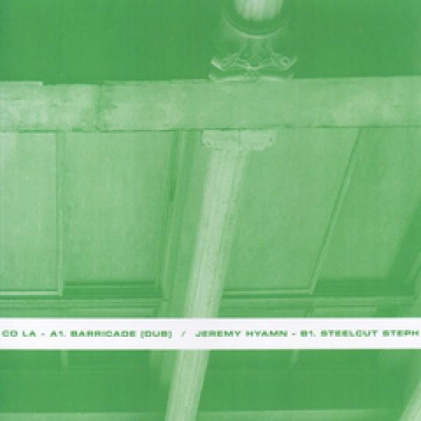co-la-jeremy-hyman-barricade-dub-steelcut-steph-369-records-cover