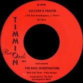 the-soul-investigators-vultures-prayer-bad-viberati-timmion-records-cover