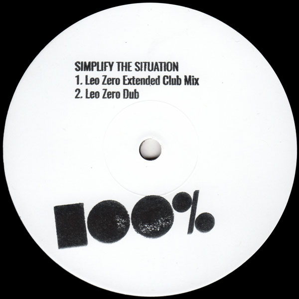 stone-foundation-simplify-the-situation-leo-zero-100-records-cover