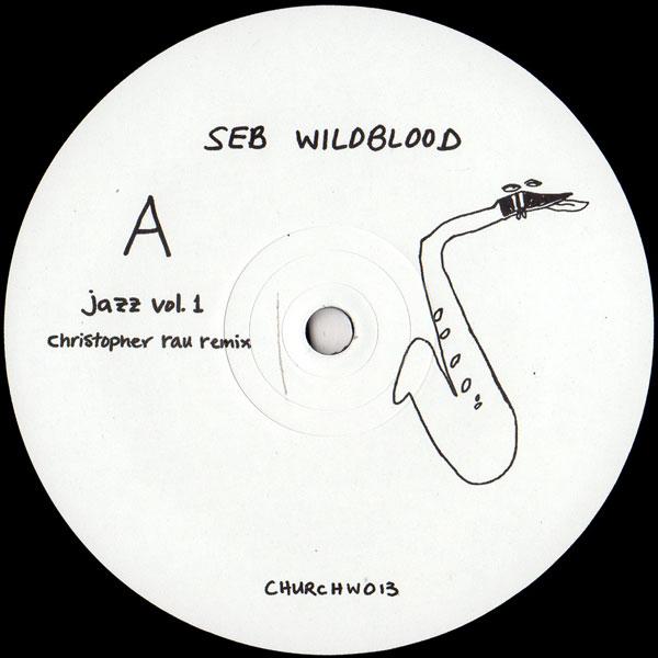 seb-wildblood-jazz-vol-1-ep-church-cover