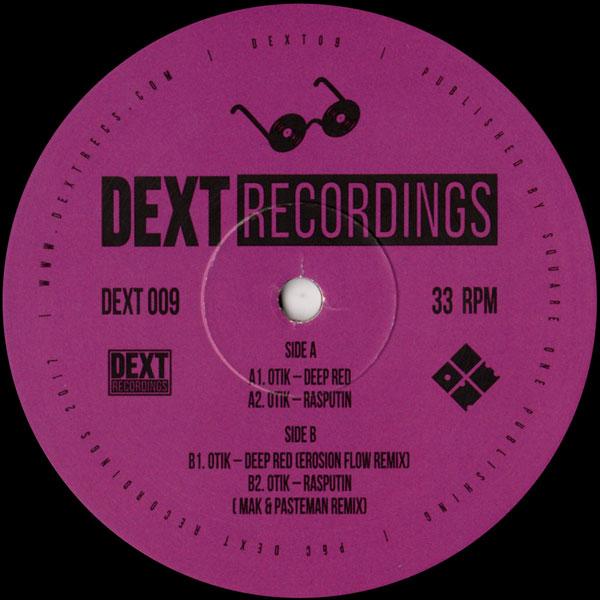 otik-deep-red-ep-dext-recordings-cover