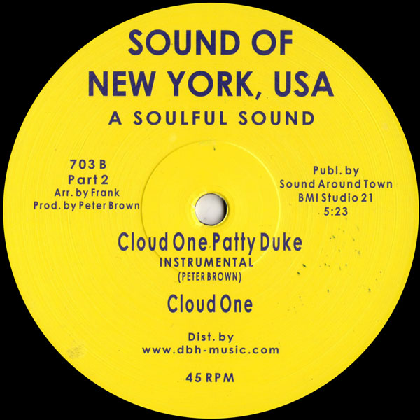 cloud-one-patty-duke-instrumental-part-1-sound-of-new-york-usa-cover