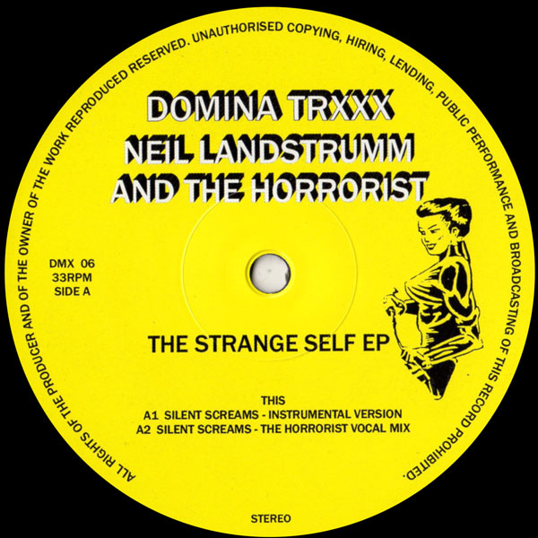 neil-landstrumm-the-horror-the-strange-self-ep-domina-trxxx-cover