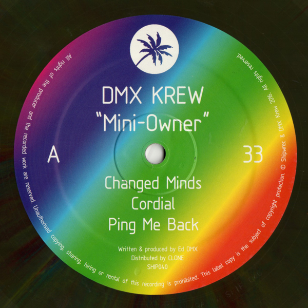 dmx-krew-mini-owner-shipwrec-cover