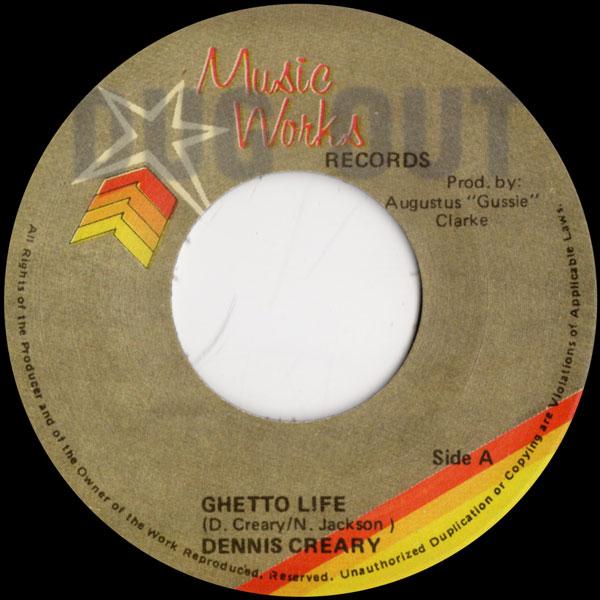 dennis-creary-ghetto-life-dug-out-cover