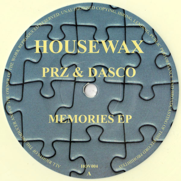 prz-dasco-memories-ep-boo-williams-rem-housewax-cover