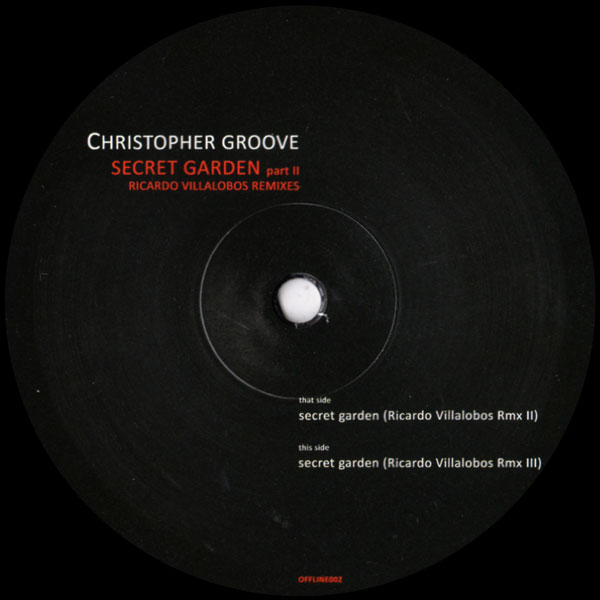 christopher-groove-secret-garden-part-ii-ricardo-offline-cover
