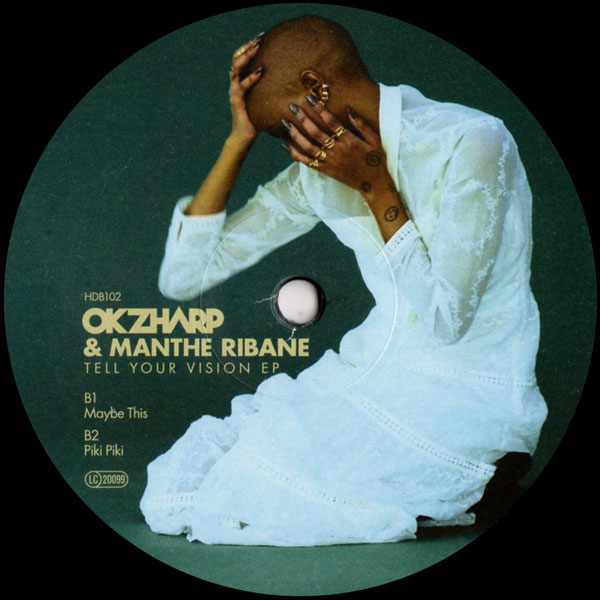 okzharp-manthe-ribane-tell-your-vision-hyperdub-cover