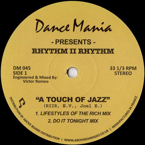 rhythm-ii-rhythm-a-touch-of-jazz-dance-mania-cover