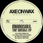 monosoul-the-breaks-ep-iron-curtis-axe-on-wax-cover