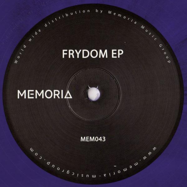 olivian-nour-clarkent-frydom-ep-memoria-cover
