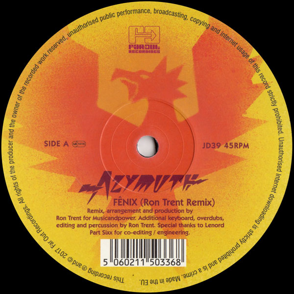 azymuth-fenix-ron-trent-remix-far-out-recordings-cover