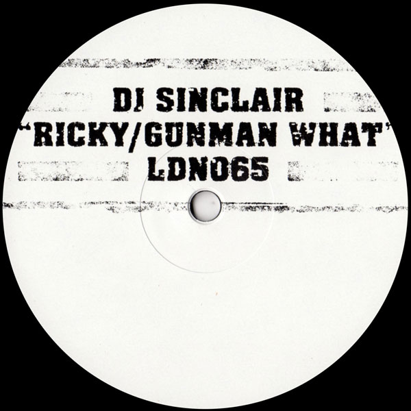 dj-sinclair-ricky-gunman-what-keysound-recordings-cover