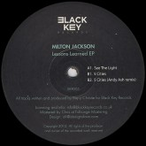 milton-jackson-lessons-learned-ep-andy-ash-black-key-records-cover