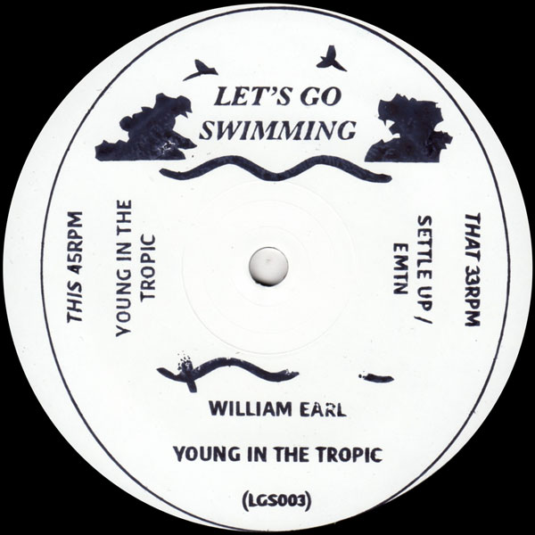 william-earl-young-in-the-tropic-lets-go-swimming-cover