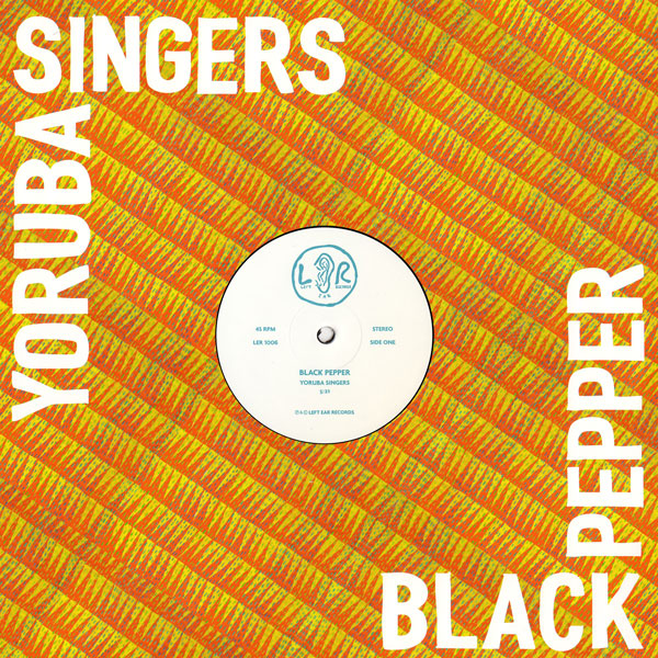 yoruba-singers-black-pepper-left-ear-records-cover