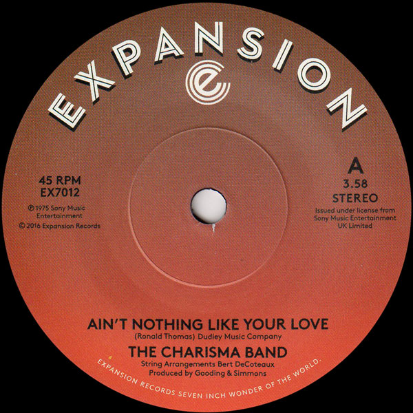 the-charisma-band-aint-nothing-like-your-love-expansion-cover