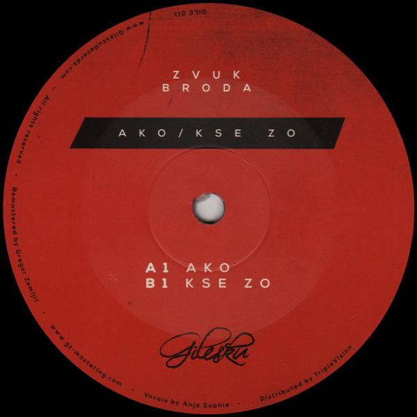 zvuk-broda-ako-kse-zo-gilesku-records-cover