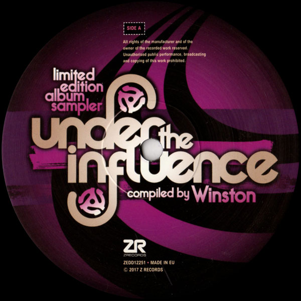 various-artists-under-the-influence-vol6-compil-z-records-cover