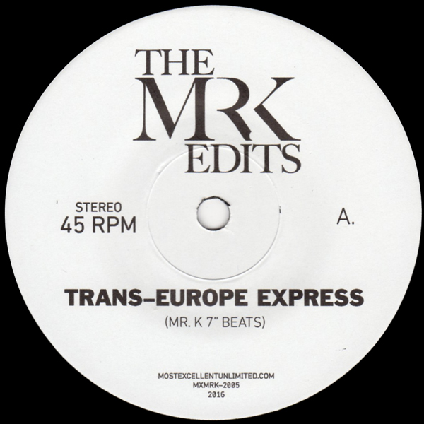 mr-k-trans-europe-express-most-excellent-unlimited-cover