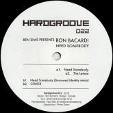 ben-sims-presents-ron-baca-need-somebody-ep-borrowed-hardgroove-cover