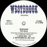 bam-bam-hot-spot-westbrook-records-cover