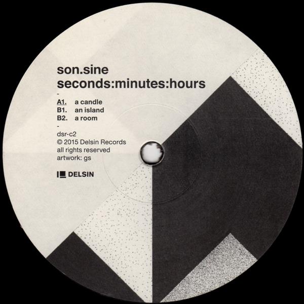 sonsine-secondsminuteshours-delsin-cover