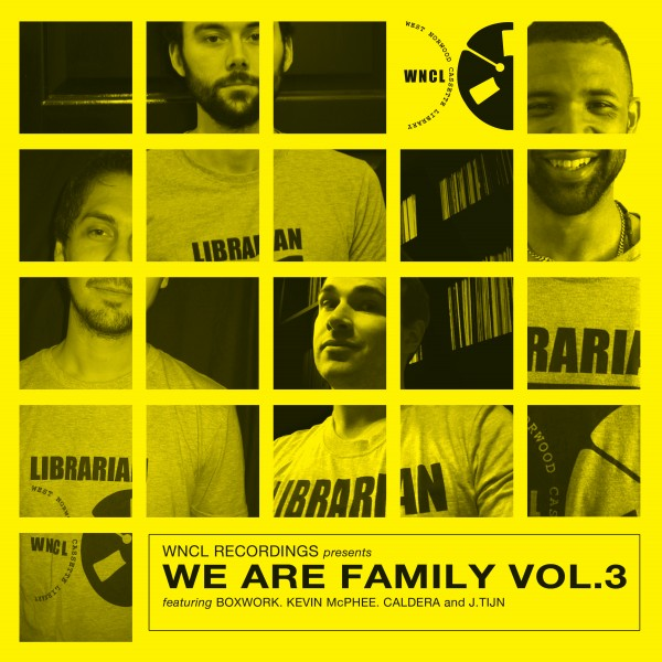 various-artists-we-are-family-vol3-ep-pre-ord-west-norwood-cassette-libr-cover