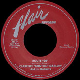 clarence-bonton-garlow-crawfishin-route-flair-records-cover