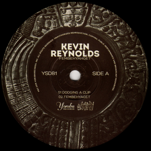 kevin-reynolds-fembehyahget-yoruba-records-cover
