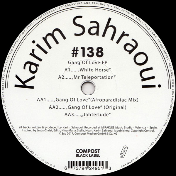 karim-sahraoui-gang-of-love-ep-compost-records-cover