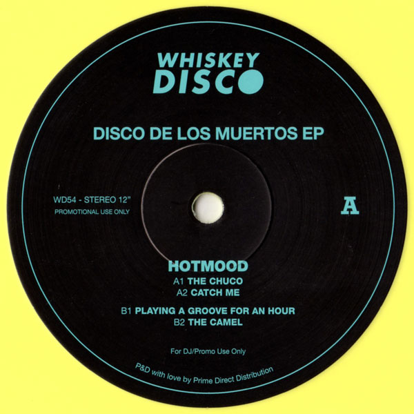 hotmood-disco-de-los-muertos-ep-whiskey-disco-cover