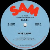 kid-dont-stop-do-it-again-sam-records-cover