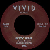 harold-burrage-betty-jean-i-cry-for-you-vivid-records-cover