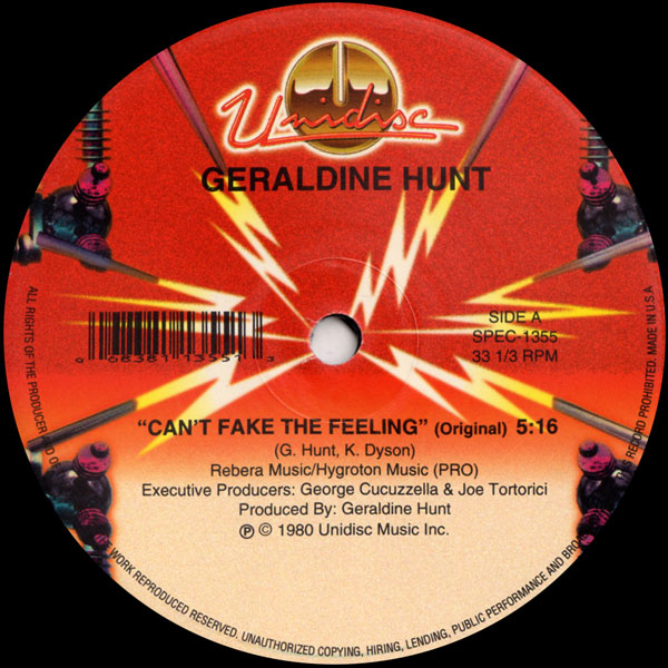 geraldine-hunt-cant-fake-the-feeling-unidisc-cover