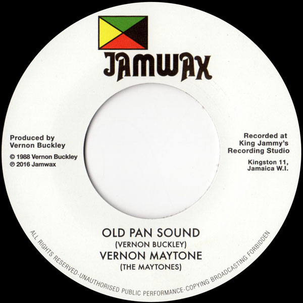 vernon-maytone-old-pan-sound-jamwax-cover