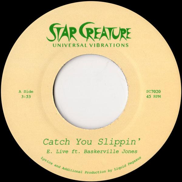e-live-catch-you-slippin-star-creature-cover