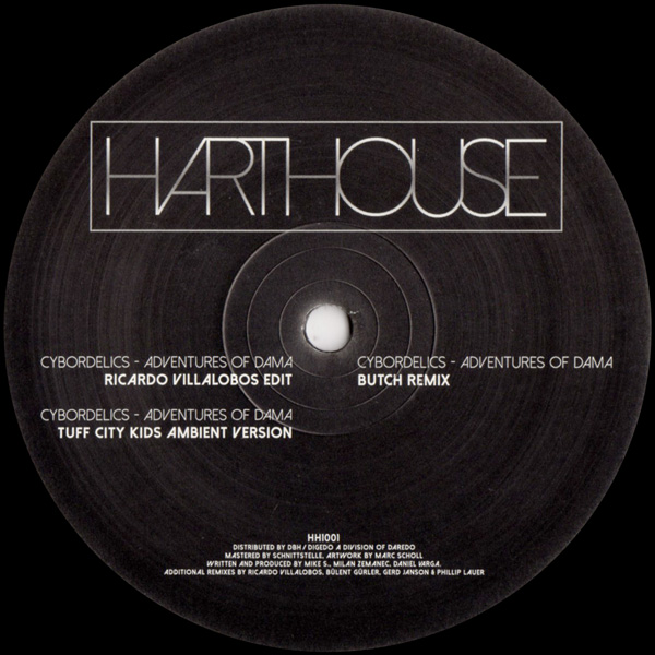 cybordelics-villalobos-tuff-adventures-of-dama-remixes-harthouse-cover