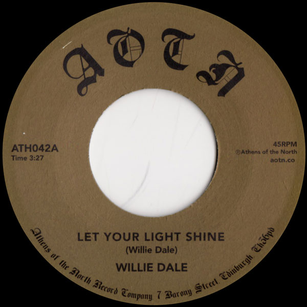 willie-dale-let-your-light-shine-athens-of-the-north-cover