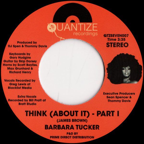 barbara-tucker-think-quantize-recordings-cover