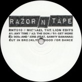 michael-the-lion-michael-the-lion-edits-razor-n-tape-cover
